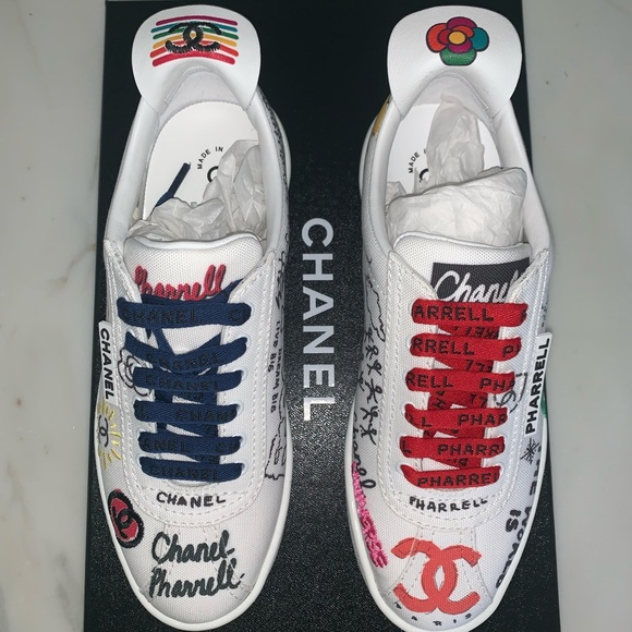 premium selection 51cca 462bb CHANEL x Pharrell SS19 Capsule collection NWT